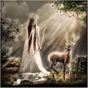Deusa Diana