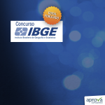 IBGE edital publicado