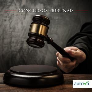 concursos tribunais