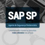 SAP SP temas mais cobrados