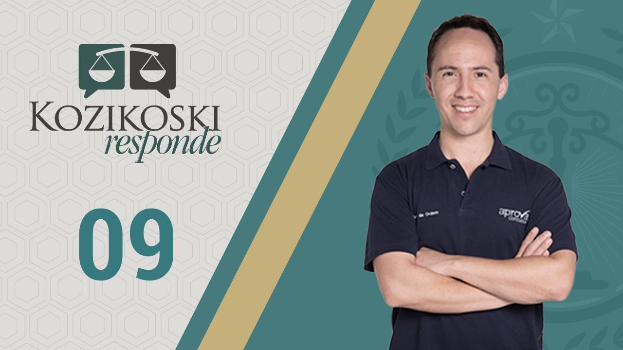 Kozikoski Responde - O que esperar da 2ª Fase do XXIII Exame de Ordem
