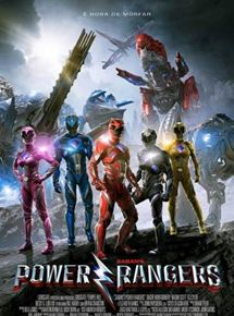 Power Rangers - Dica de Filme