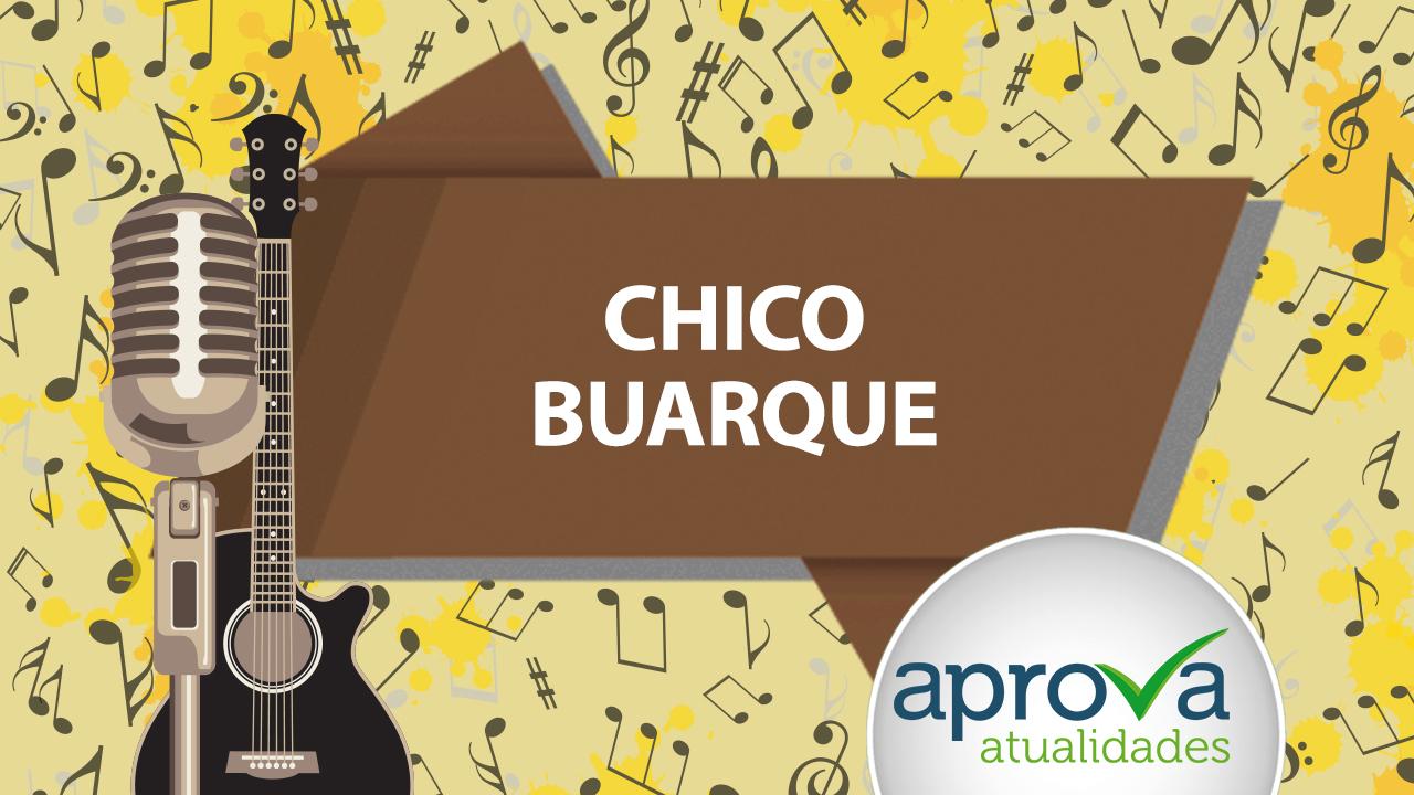 Aprova Atualidades 39 - Chico Buarque