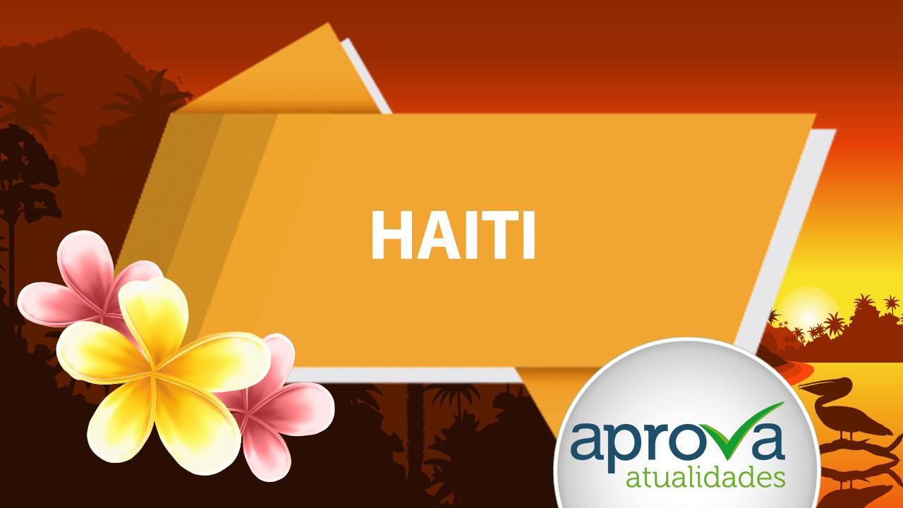 Aprova Atualidades 40 - Haiti