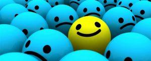 positividade durante os estudos