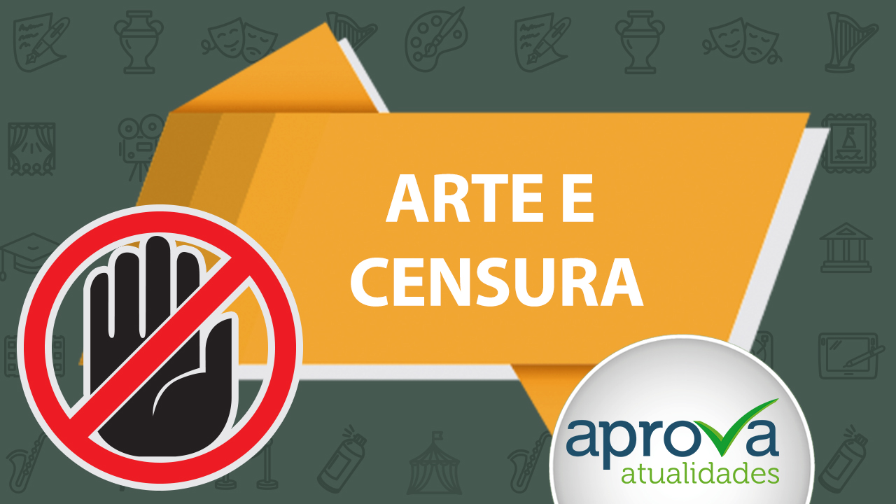 Aprova Atualidades 46 - Arte e Censura
