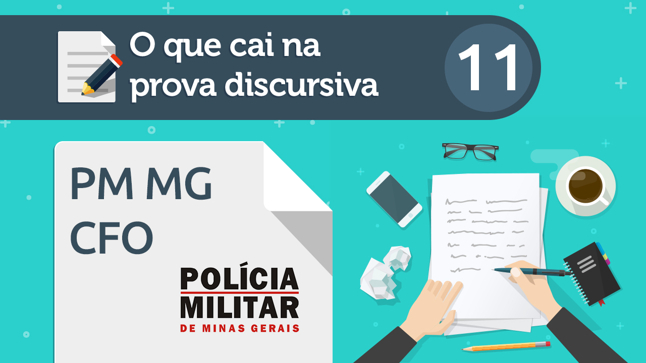 Polícia Militar MG - CFO