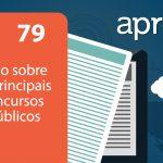 Aprova News 79 - Tudo sobre os principais concursos públicos