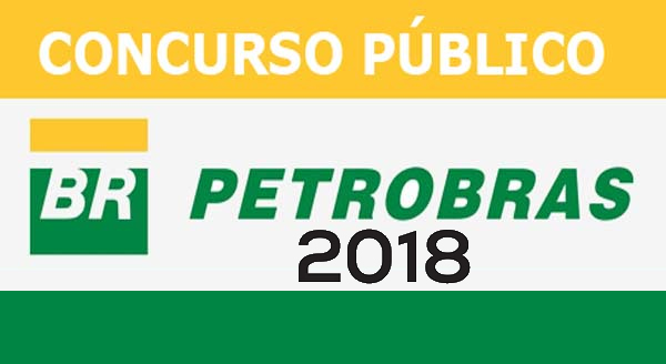 curso concurso petrobras 2018