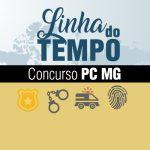 PC MG - Linha do Tempo