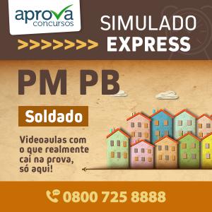 PM PB - Simulado Express