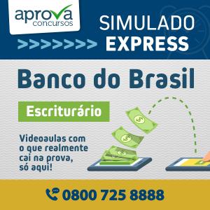Banco do Brasil - Simulado Express