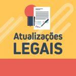 atualizações legais