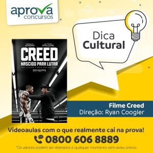 """""""Creed - Nascido Para Lutar"""" é a dica cultural da semana"""