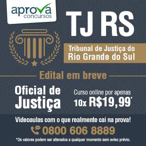 Concurso TJ-RS entra em processo de escolha da banca