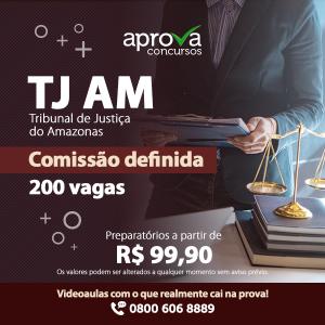 Concurso TJ AM