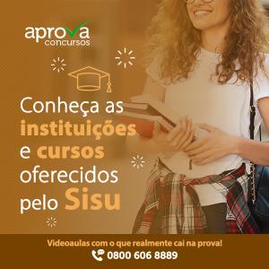 Instituições participantes do Sisu