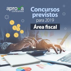 concurso área fiscal 2019