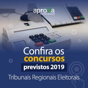 Concurso Tribunal Regional Eleitoral