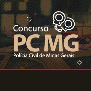 concurso PC MG