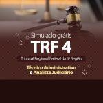 concurso TRF 4